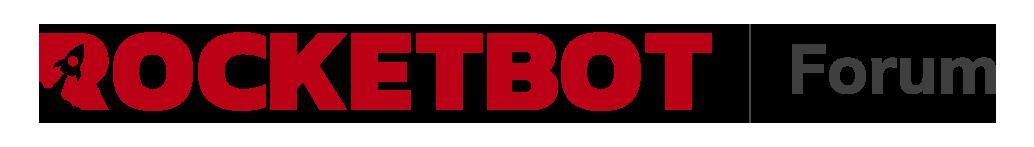 Rocketbot Forum Logo