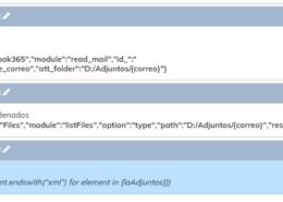 Comprobar si existe archivo con extension XML