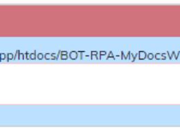 RocketBot no reconoce libreria Python
